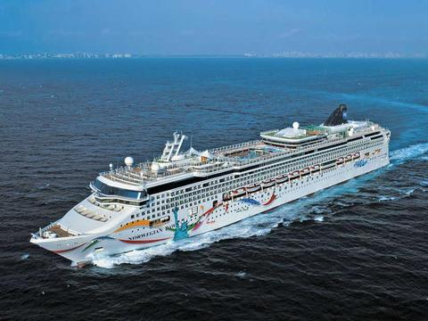 Norwegian Dawn Schiff