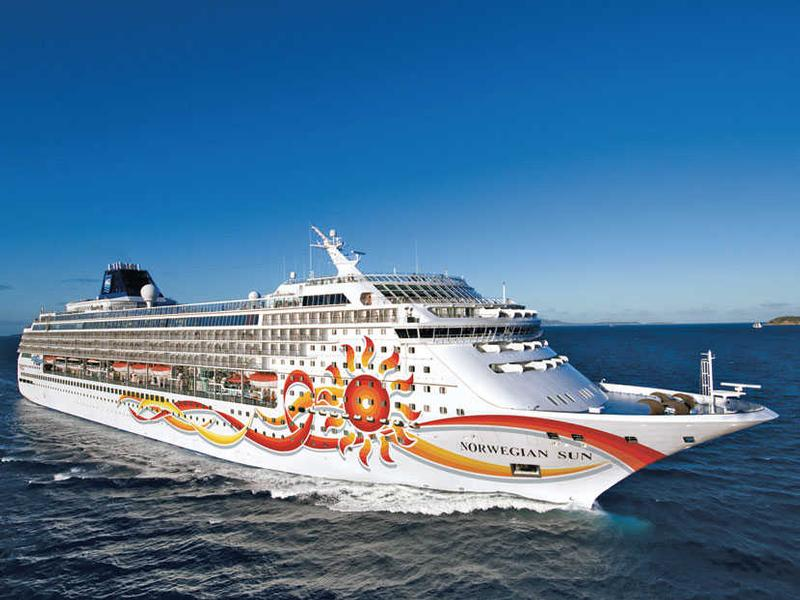 Norwegian Sun, Norwegian Cruise Lines