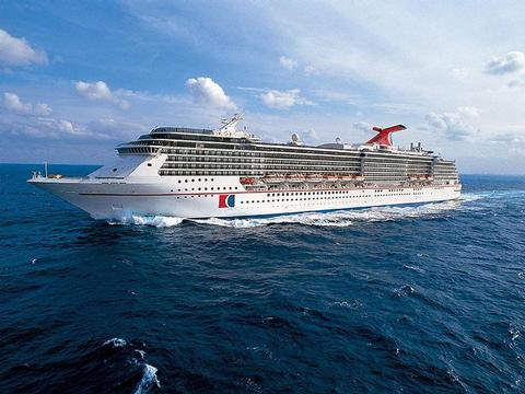 Carnival Spirit Schiff
