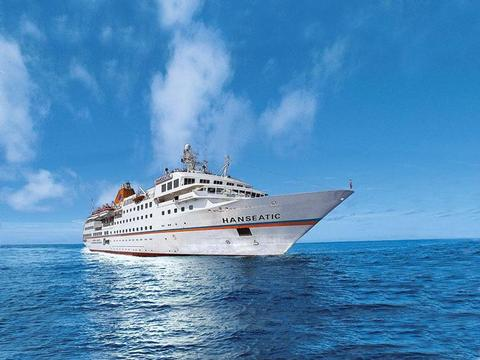 MS Hanseatic Schiff