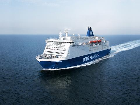 Princess Seaways / King Seaways Schiff