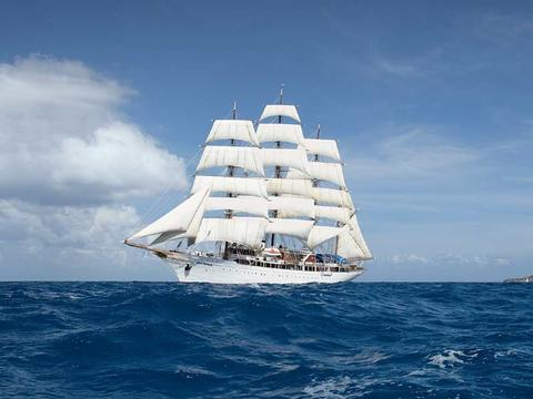 Sea Cloud Schiff