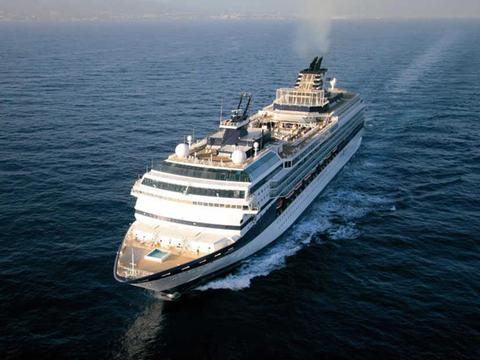 Celebrity Century Schiff