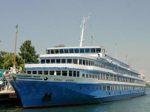 Dnepr Star Schiff