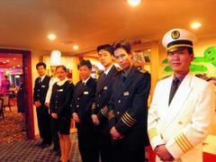 Yangtse Seereise
