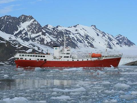 Antarctic Dream Schiff