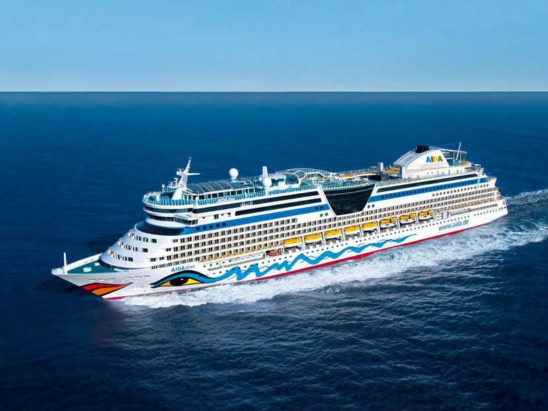 Aidadiva kreuzfahrten buchen schiffsbewertungen und deckplan