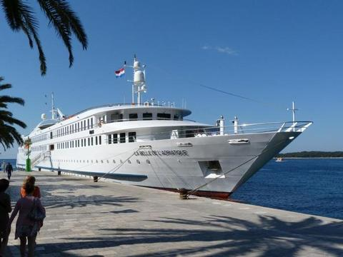 Belle de l'Adriatique Schiff