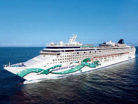 Norwegian Jade Schiff