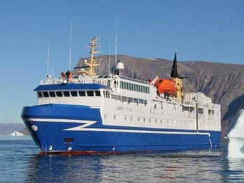 Ocean Nova Schiff