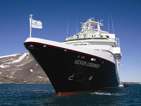 Silver Explorer Schiff