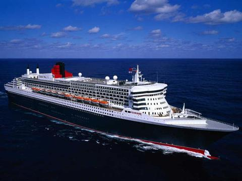 Queen Mary 2 Schiff