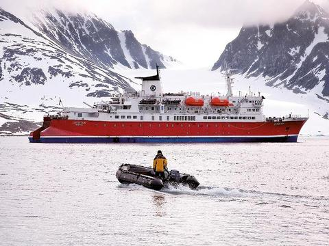 Expedition Schiff