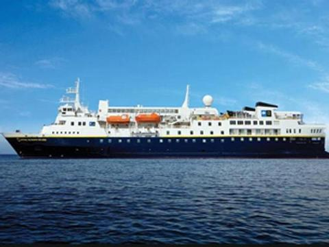 National Geographic Explorer Schiff