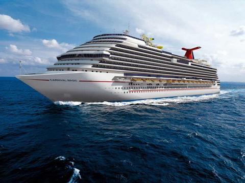 Carnival Magic Schiff