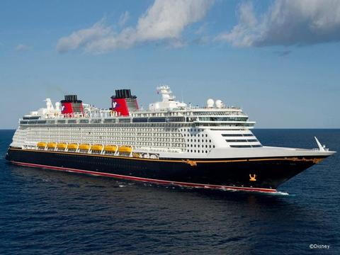 Disney Fantasy Schiff