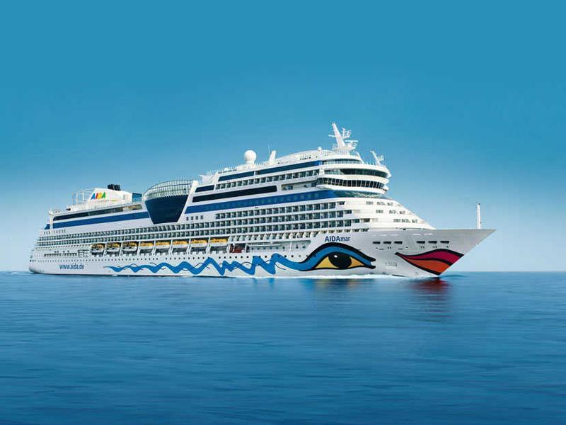 AIDAmar, AIDA Cruises