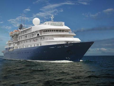 Sea Spirit Schiff