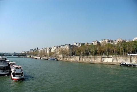 Seine Silvestertraum Paris