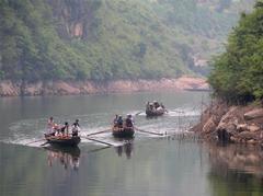 Yangtse Kreuzfahrten