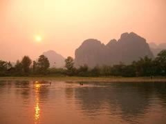 Mekong Kreuzfahrten
