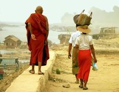 Irrawaddy/Ayeyarwady Kreuzfahrten