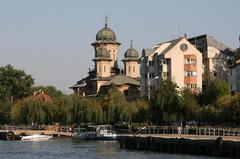 Donaudelta Kreuzfahrten