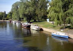 Elbe-Havel-Kanal Kreuzfahrten