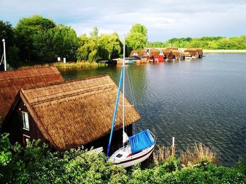 Mecklenburgische Seenplatte mit Rad & Schiff