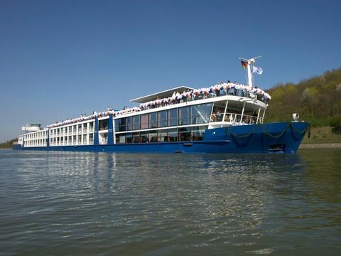Silvesterkreuzfahrt auf dem Rhein