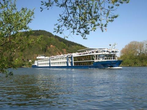 Silvesterkreuzfahrt auf der Donau