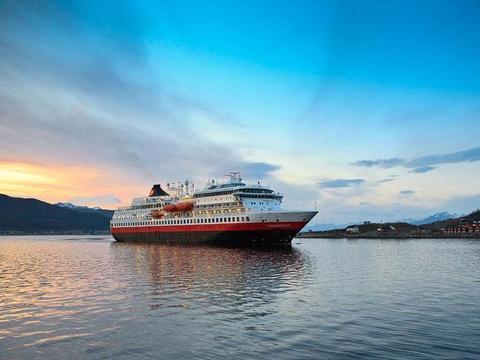 Von Bergen nach Kirkenes