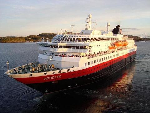 Von Kirkenes nach Bergen