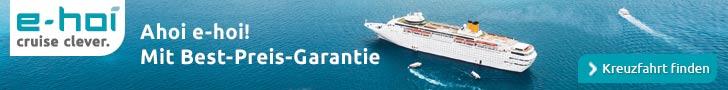 Kreuzfahrten zu günstigen Preisen online buchen