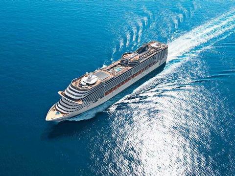 Traumroute im westlichen Mittelmeer