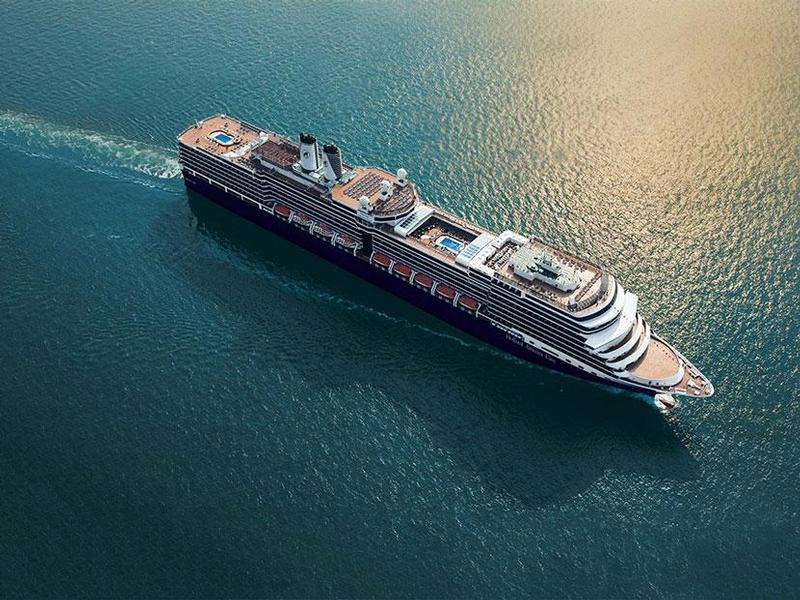 Holland America Line Inc (HAL) Kreuzfahrten • Alle Schiffe und ...